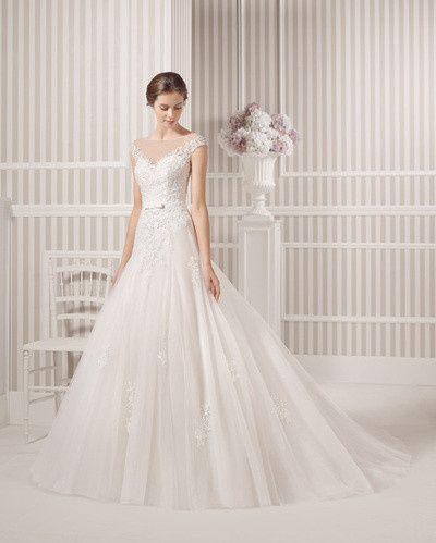 Tmx 1436387498367 1355933 Ellicott City, MD wedding dress