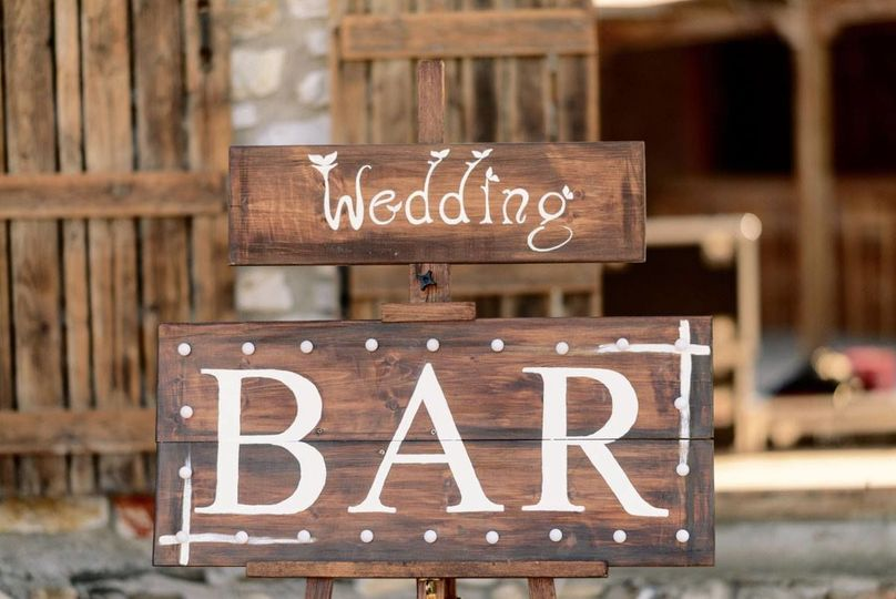 Wedding ParosBar Catering