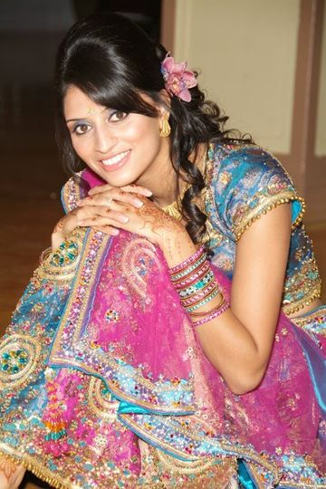 Traditional style Bridal Makeup 2010