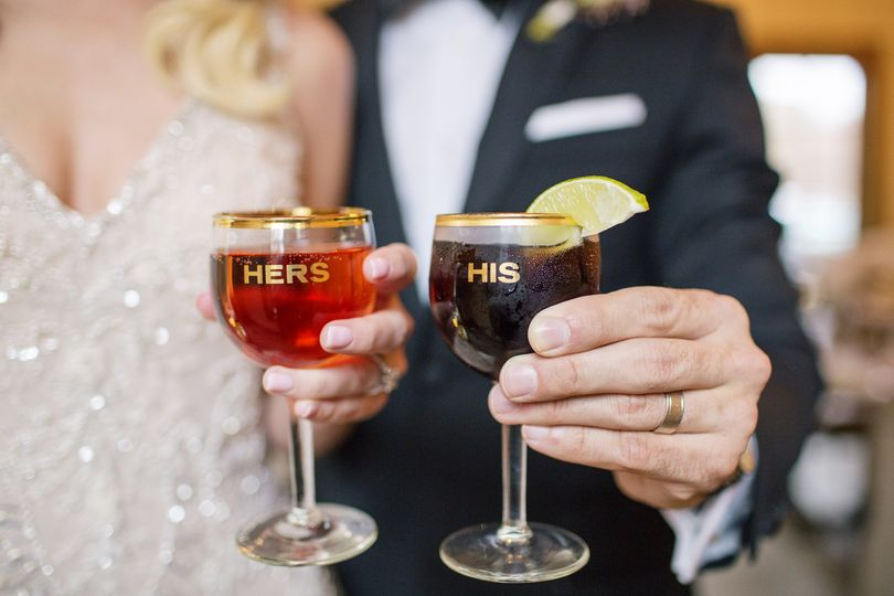 His & Hers Cocktails