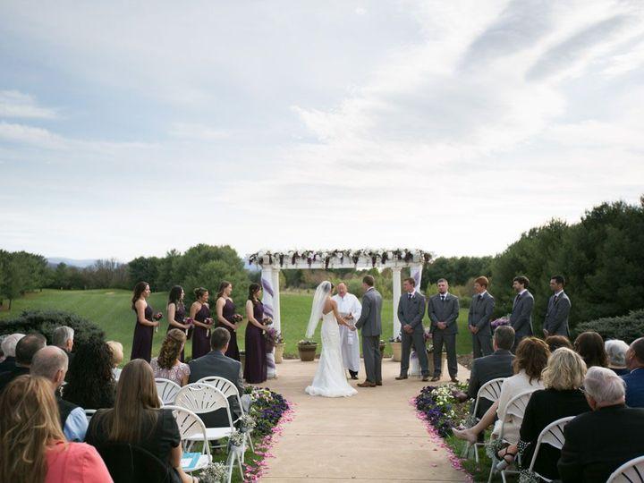 Tmx Ceremony Sky 51 109088 Front Royal, VA wedding venue