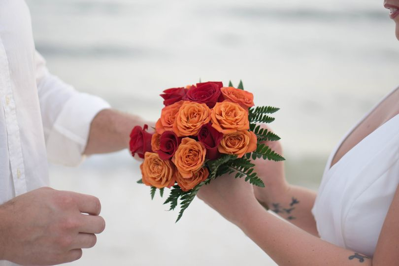 Beach promises llc planning bonita springs fl weddingwire family photo bouquet mightylinksfo