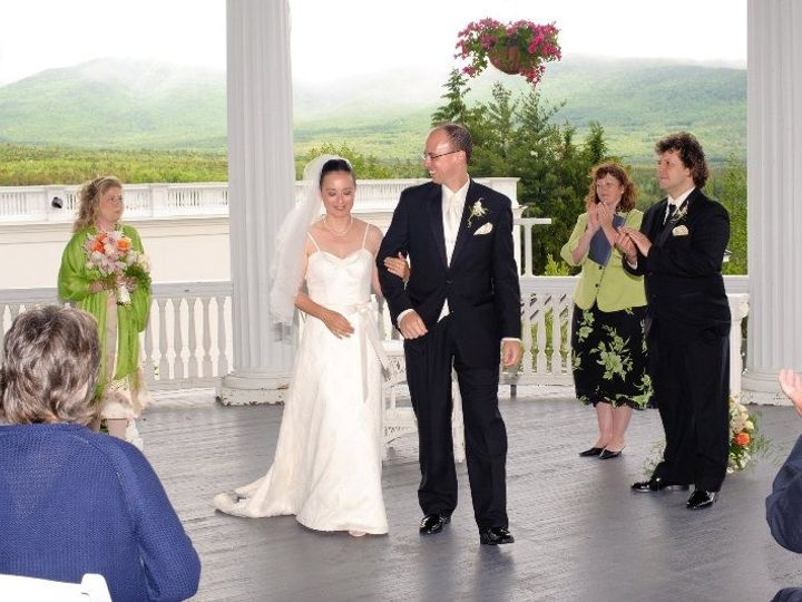 Tmx 1367868606795 Amanda And David Photo Stephanie Wales Intervale wedding officiant