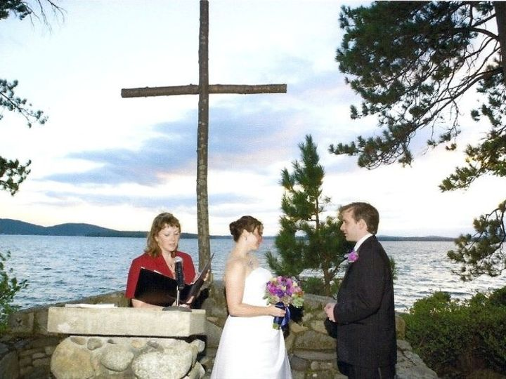 Tmx 1367868681015 Nate And Laurie Intervale wedding officiant