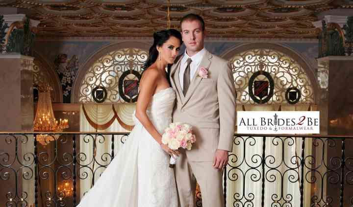 All Brides 2 Be Tuxedo & Formalwear