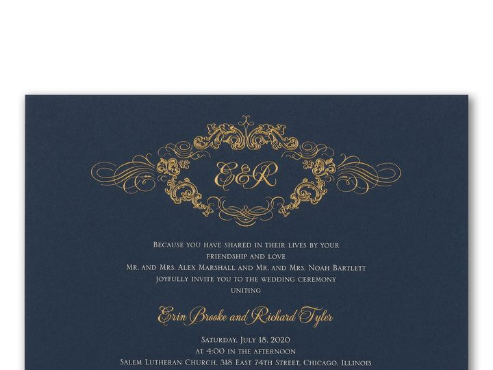 Tmx 1489072283105 Perfectpair3124bs40115zzm Alexandria, VA wedding invitation