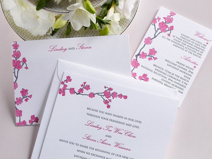 Tmx 1489072633516 Lindsey Steven 1 Alexandria, VA wedding invitation