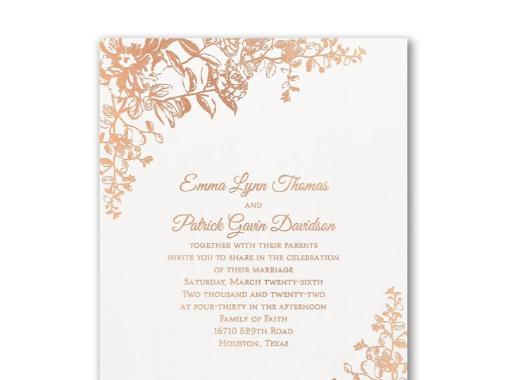 Tmx 3254 Tws58188zm 51 1188 1573570961 Alexandria, VA wedding invitation
