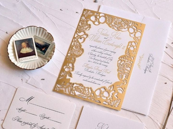 Tmx 506 Monet Suite 51 1188 158378846879956 Alexandria, VA wedding invitation