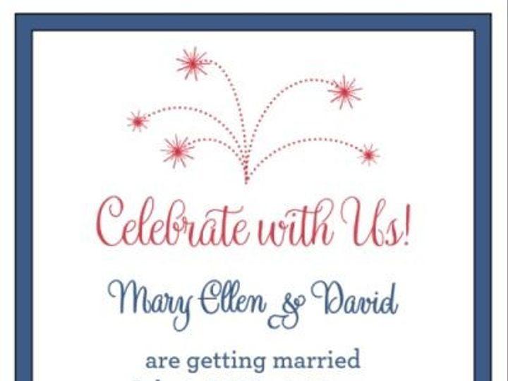 Tmx Fourth Of July Invitation 1 51 1188 159269815379403 Alexandria, VA wedding invitation