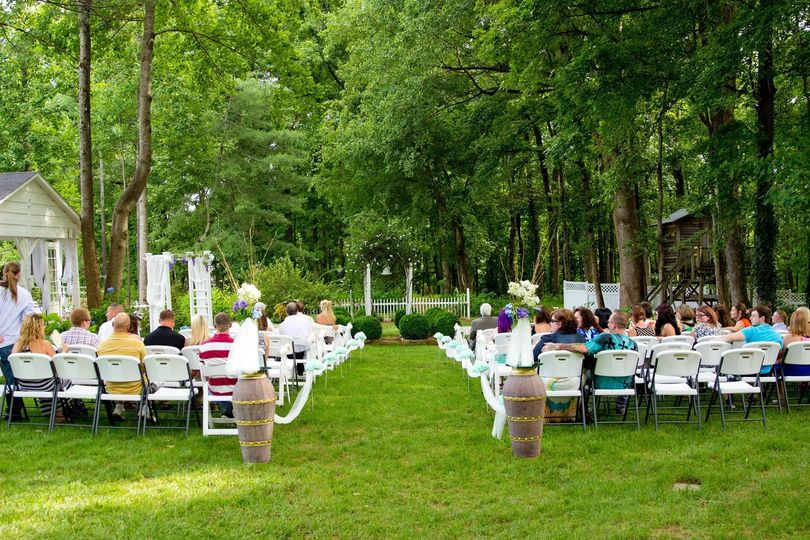 The Grove At Pennington Venue Greer Sc Weddingwire