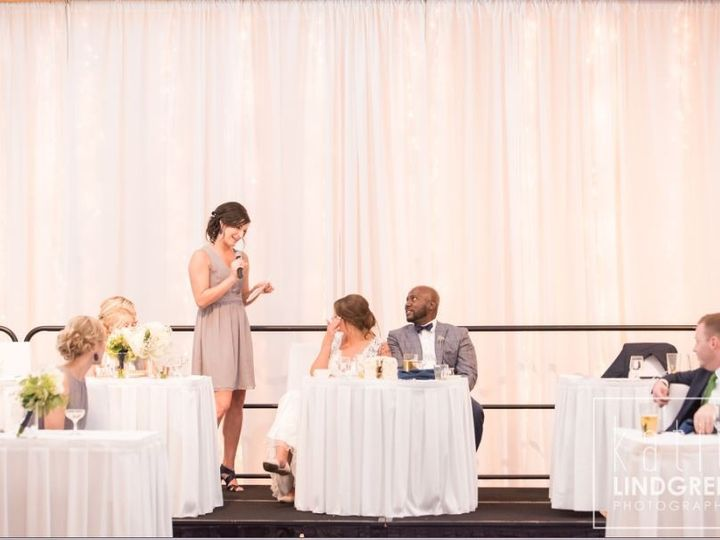 Tmx 1464795460583 Double Decker Head Table 2 West Des Moines, IA wedding venue