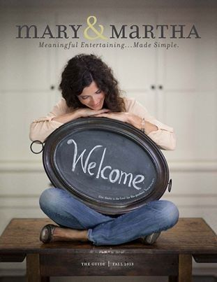 mary martha fall 2013 guide cover