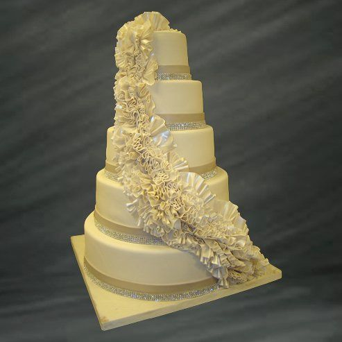 Tmx 1294423420104 Pwc10002a Ridgefield Park, New Jersey wedding cake