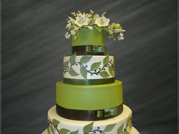 Tmx 1294423440463 Pwc10019a Ridgefield Park, New Jersey wedding cake