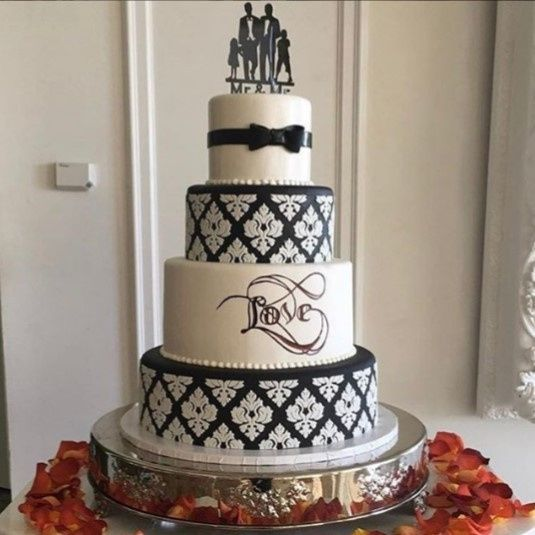 Tmx 1487294736286 Love Ridgefield Park, New Jersey wedding cake