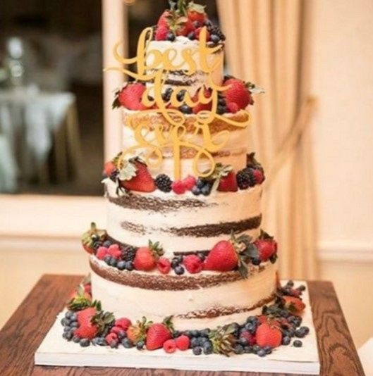 Tmx 1487294741501 Naked Ridgefield Park, New Jersey wedding cake