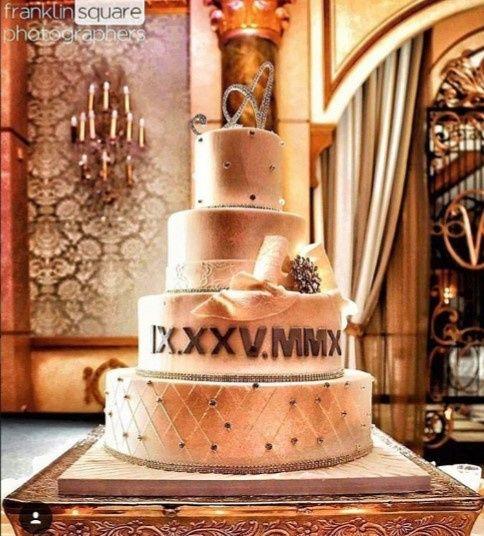 Tmx 1487294751132 Roman Numerals Ridgefield Park, New Jersey wedding cake