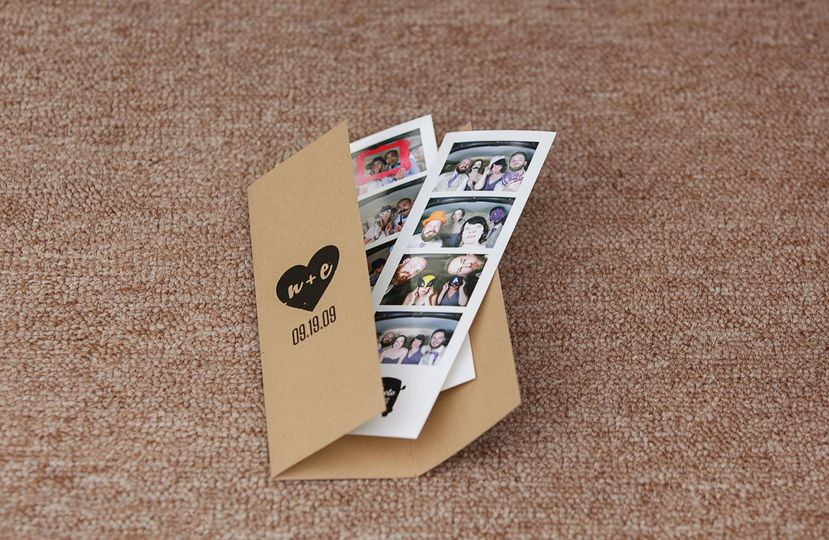 photo strip picture holders party favors resized