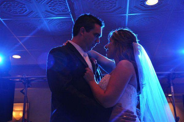 Couple dancing