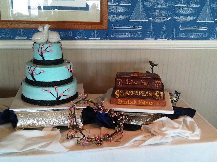 Tmx 1454171530646 Galveston Wedding New Braunfels, TX wedding cake