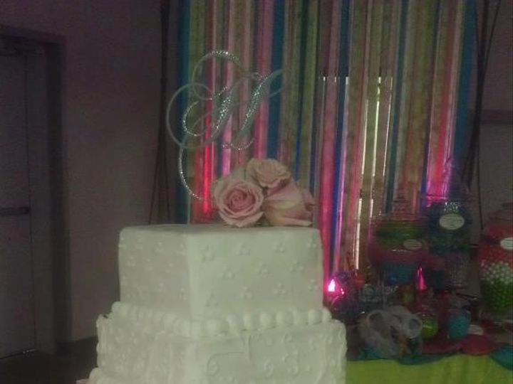 Tmx 1454171547826 Moss Wedding New Braunfels, TX wedding cake