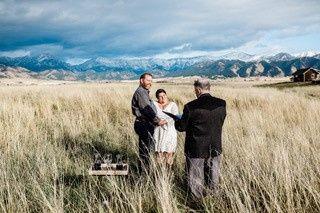 Tmx Donnas Outdoor Wedding Ceremony 51 1017188 160117722023723 Three Forks, MT wedding officiant