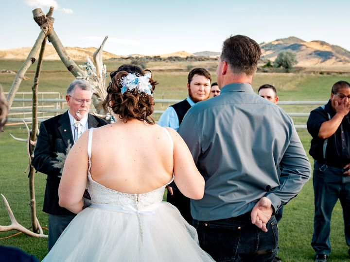 Tmx Our Wedding Ceremony 3791 51 1017188 157906745758594 Three Forks, MT wedding officiant