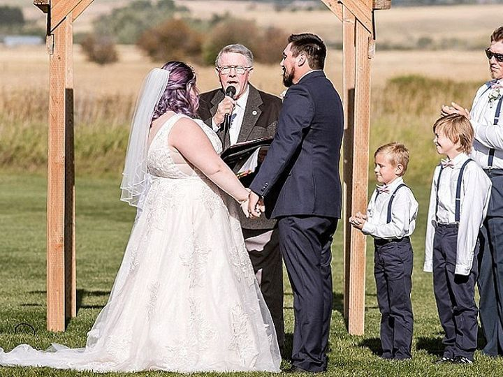 Tmx What A Great Day Place For A Wedding 51 1017188 157906734155210 Three Forks, MT wedding officiant