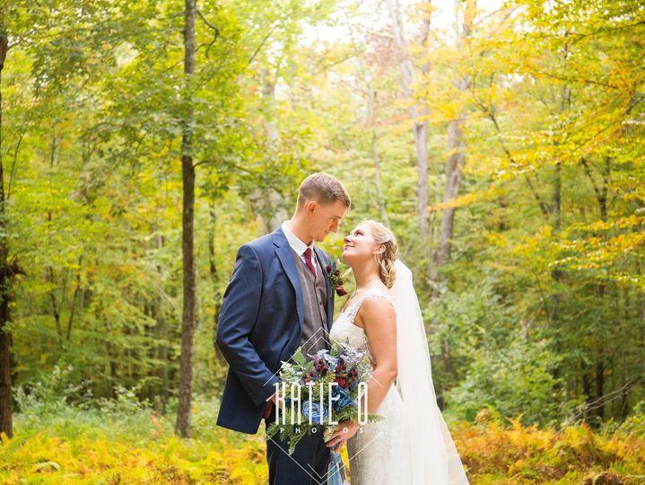 Fall Wedding - Pomfret, CT