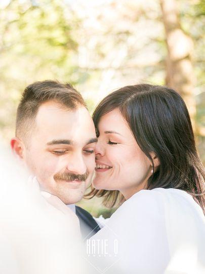 Elopement - Fall Wedding