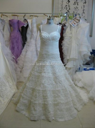 Jasmine 39 s bridal shop reviews ratings wedding dress for Wedding dresses in san jose ca