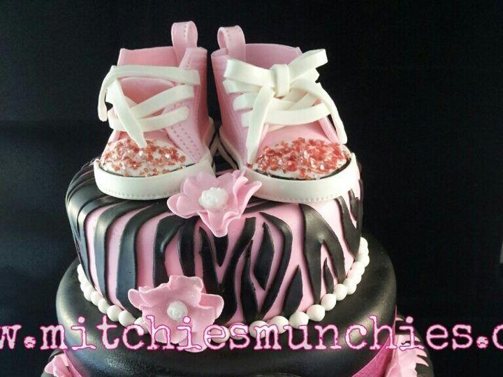 Tmx 1366262226216 Erika 050612 Las Vegas wedding cake