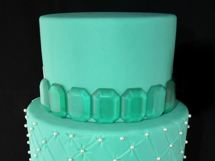 Tmx 1390711678344 Mm Emerald Dark 081 Las Vegas wedding cake