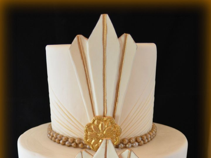 Tmx 1390711700545 Mm Gatsby 081 Las Vegas wedding cake