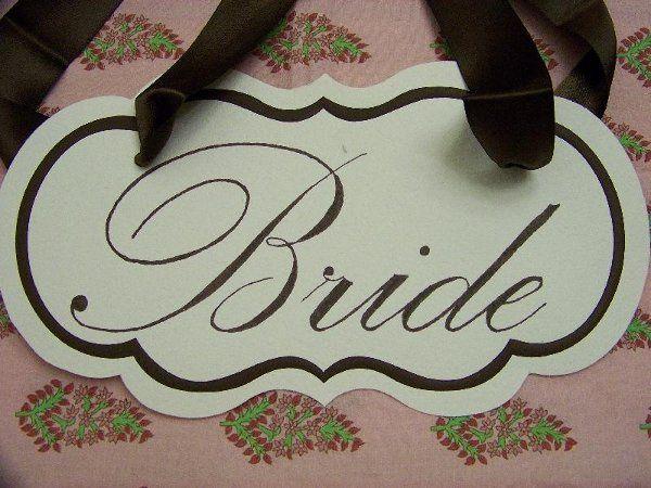 Bridechairbacka