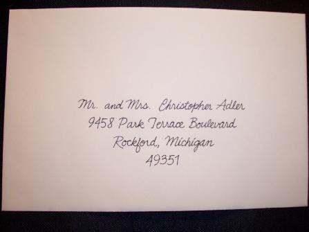 Tmx 1211859099617 447 Envelope N Caledonia wedding invitation