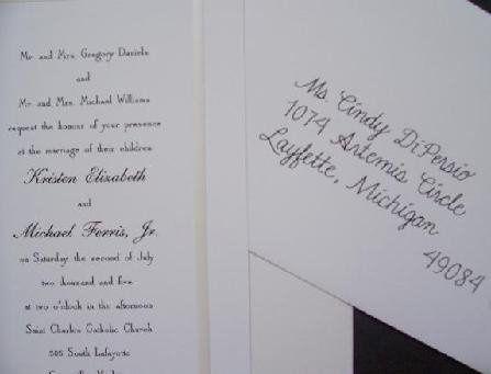 Tmx 1211859133398 447 Daniels J Caledonia wedding invitation