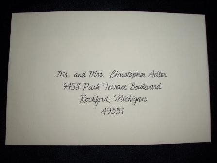 Tmx 1211859145367 447 Envelope C Caledonia wedding invitation