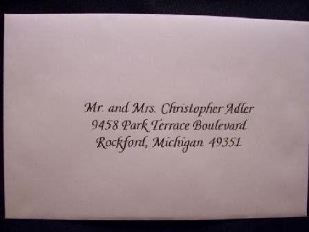 Tmx 1211859154226 447 Envelope Cc Caledonia wedding invitation