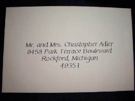 Tmx 1211859160773 447 Envelope G Caledonia wedding invitation