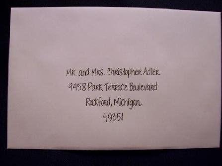 Tmx 1211859195570 447 Envelope P Caledonia wedding invitation