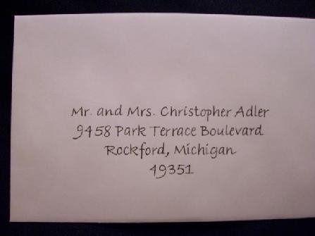 Tmx 1211859205836 447 Envelope Q Caledonia wedding invitation