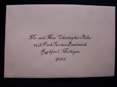 Tmx 1211859216507 447 Envelope R Caledonia wedding invitation