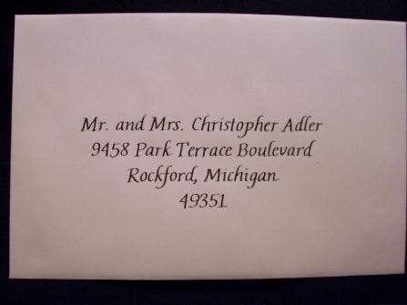 Tmx 1211859226367 447 Envelope S Caledonia wedding invitation