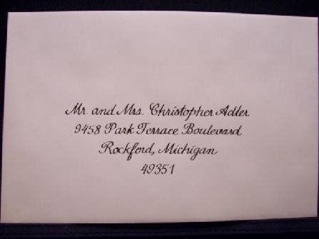 Tmx 1211859259242 447 Envelope U Caledonia wedding invitation