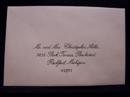 Tmx 1211859362726 447 Envelope Z Caledonia wedding invitation