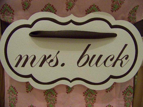 Tmx 1221165645683 Mrsbuckchaircover Caledonia wedding invitation