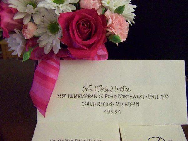 Tmx 1242609403718 Hendeed Caledonia wedding invitation