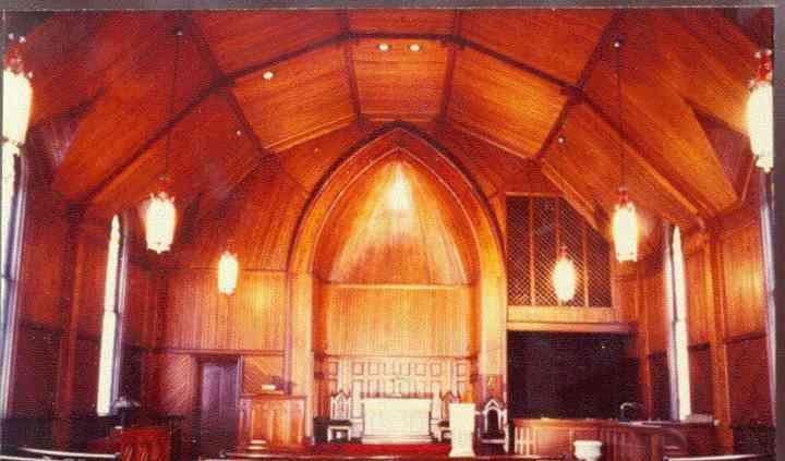 Maple Street Chapel